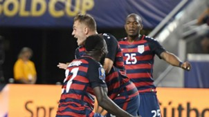 Jordan Morris Jozy Altidore USA Gold Cup final