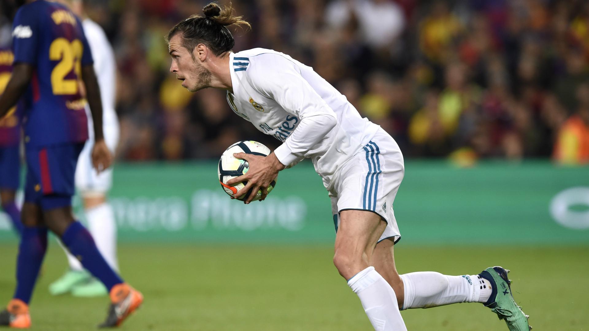 Gareth Bale Barcelona Real Madrid