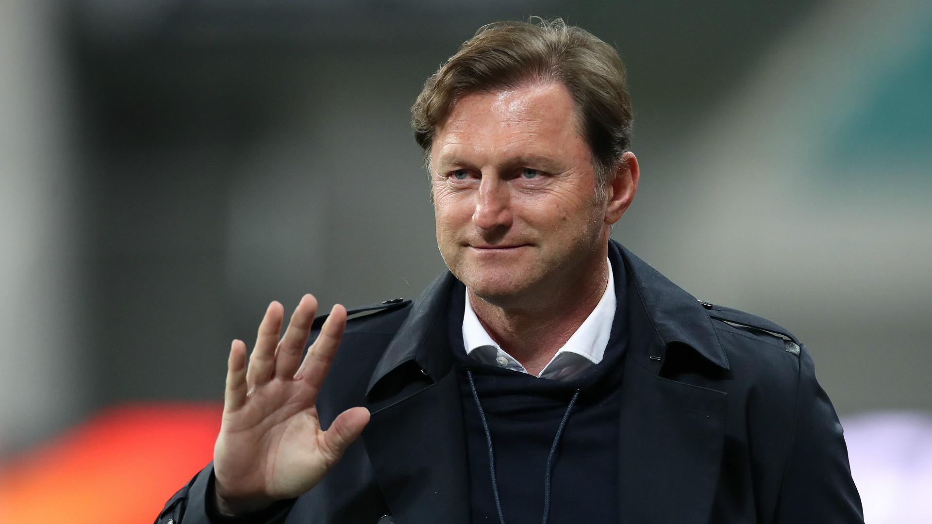 Ralph Hasenhuttl RB Leipzig 2017-18