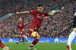 Dejan Lovren Liverpool vs Newcastle Premier League 261218