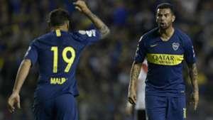 Mauro Zarate CardonaBoca River Superclasico Superliga 23092018