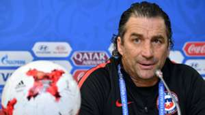 Juan Antonio Pizzi Chile press conference 010717