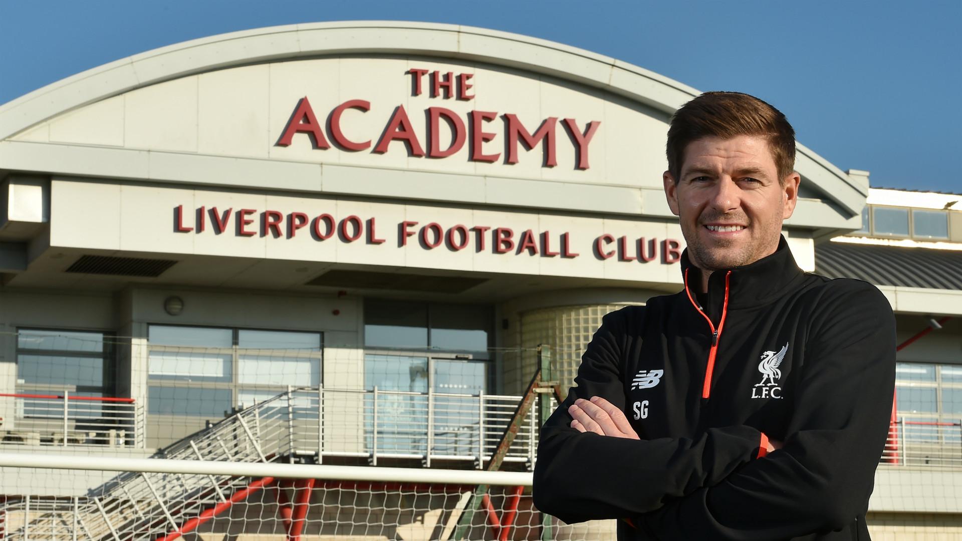HD Steven Gerrard Liverpool