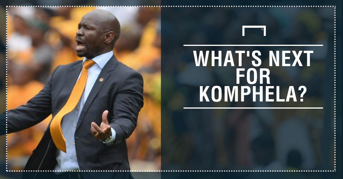 What's next for Komphela