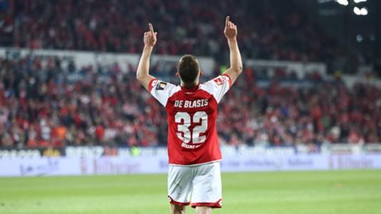 Pablo De Blasis Mainz 05 Bundesliga 16042018