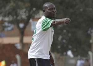 Gor Mahia coach Zedekiah Otieno.