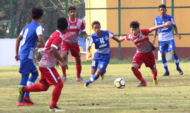 U-15 Youth League India