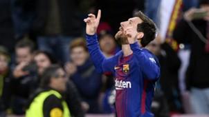 Lionel Messi Barcelona Levante