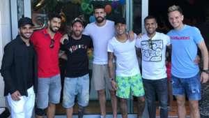 INSTAGRAM Neymar friends