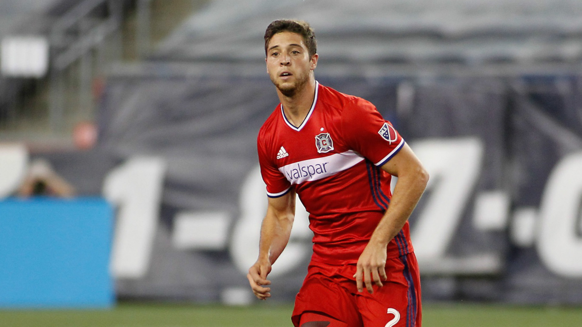 Matt Polster MLS Chicago Fire 08092017
