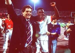FABIO CAPELLO - 5 anni con il Milan (1991-1996)