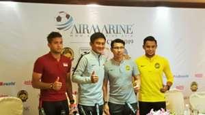 Malaysia vs Singapore, Airmarine Cup, 19032019