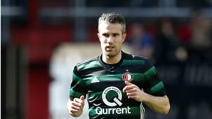 Robin van Persie, Twente - Feyenoord, Eredivisie 04082018