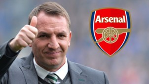 Brendan Rodgers Arsenal