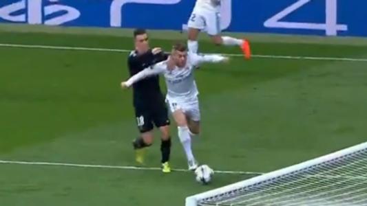Real madrid psg kroos estaba en fuera de juego en la for Fuera de tu liga