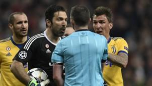 Gianluigi Buffon Real Madrid Juventus Turin 11042018