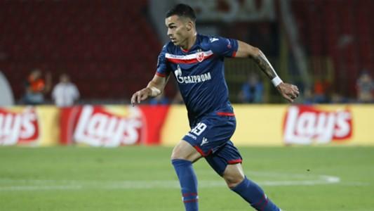Nemanja Radonjic Crvena Zvezda UEFA Champions League 08212018