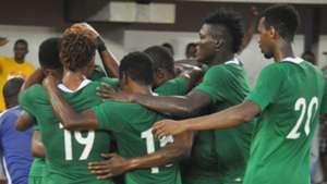 Nigeria B vs Atletico Madrid