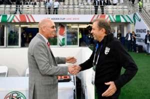 India vs Thailand Stephen Constantine Milovan Rajevac