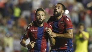 José Luis Morales Levante Villarreal LaLiga 21082017