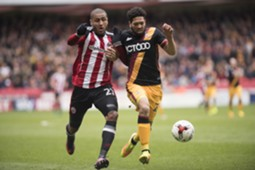 Sheffield United v Bradford City 1