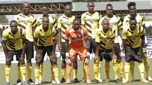 Chemelil Sugar squad v AFC Leopards.
