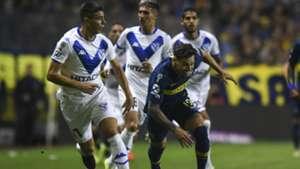 Mauro Zarate Gianetti Boca Velez Copa Superliga 16052019