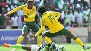 South Africa v Nigeria, November 2018