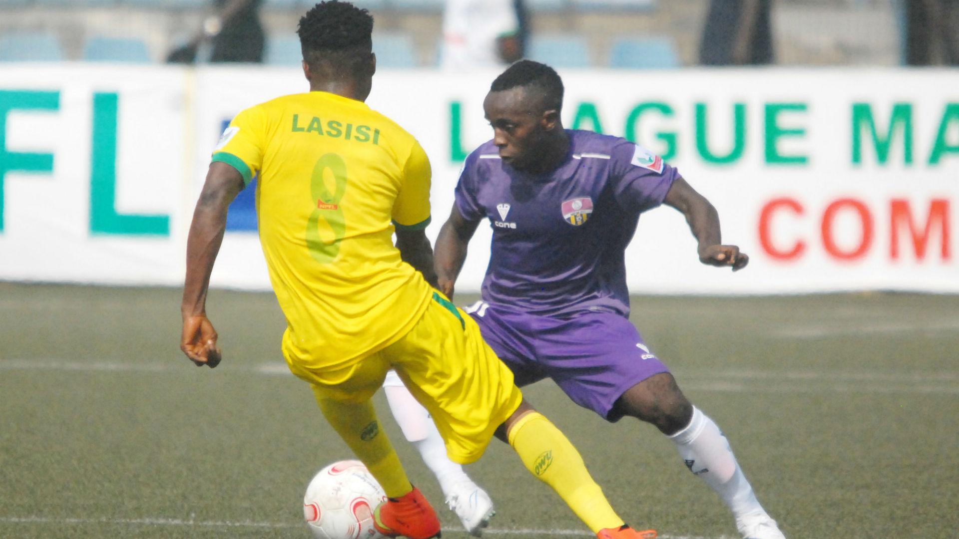 Onuwa Chukwuka -  MFM FC