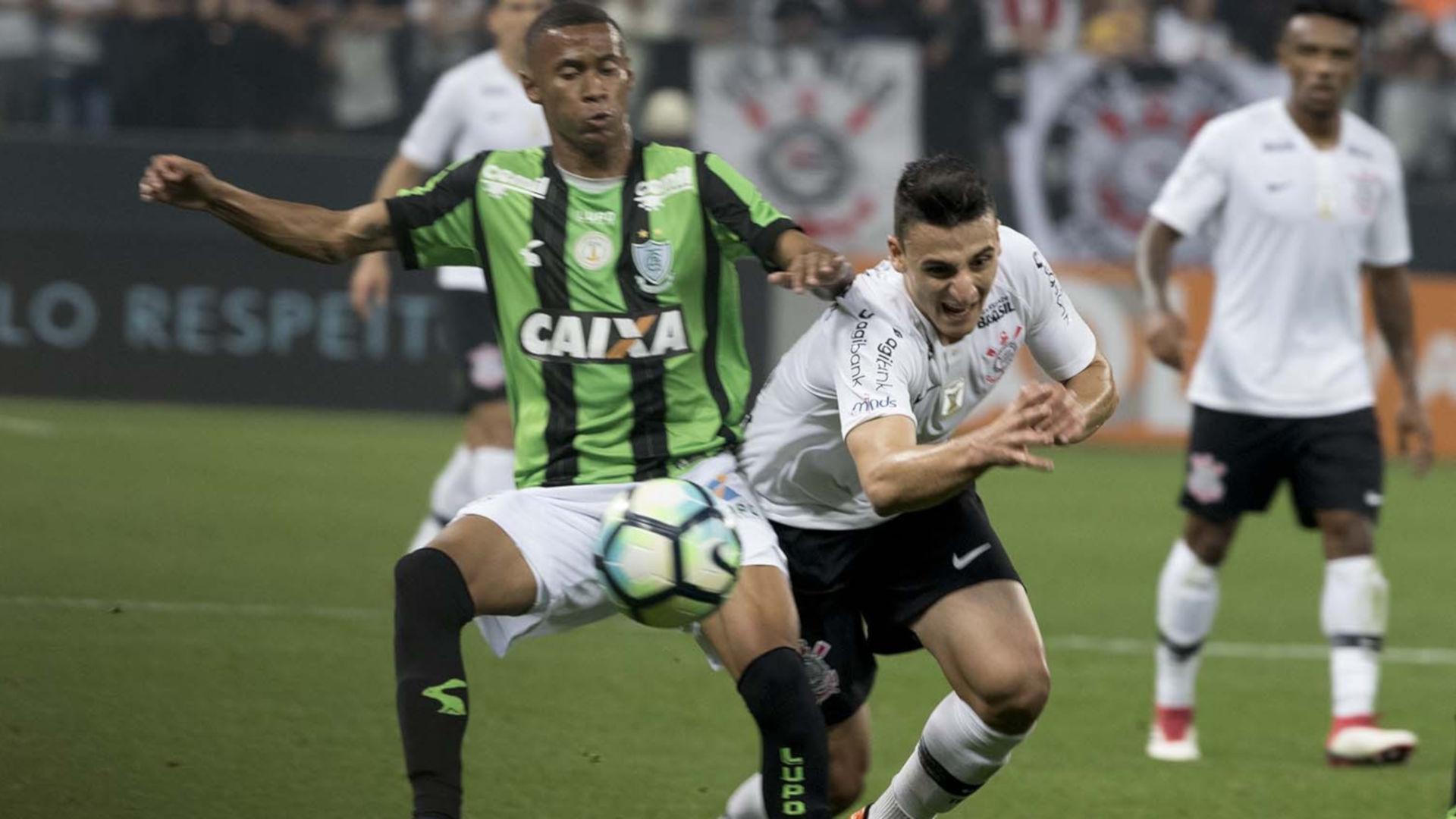 Mantuan Corinthians America-MG Brasileirao Serie A 31052018