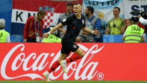croatia england - ivan perisic goal - world cup - 11072018