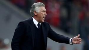 Carlo Ancelotti Bayern Real 12042017