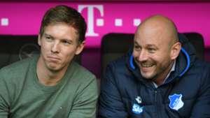 Julian Nageslmann Alexander Rosen TSG Hoffenheim
