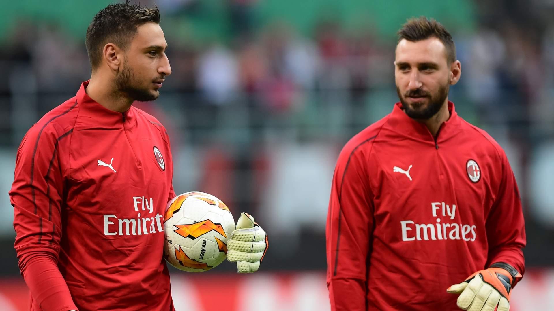 I Donnarumma si separano: Gigio titolare, Antonio lascia il Milan