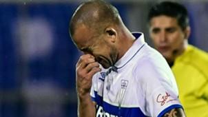 Santiago Silva Católica Paranaense Copa Libertadores 2017