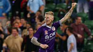 Andy Keogh Perth Glory A-League