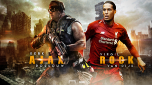 Van DIJK - Call of duty