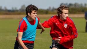 Giovanni Reyna USA Youth Summit 01112017