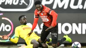Abdoulaye Toure Ismaila Sarr Rennes Nantes Ligue 1 11112018