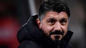 Gennaro Gattuso Milan Empoli Serie A