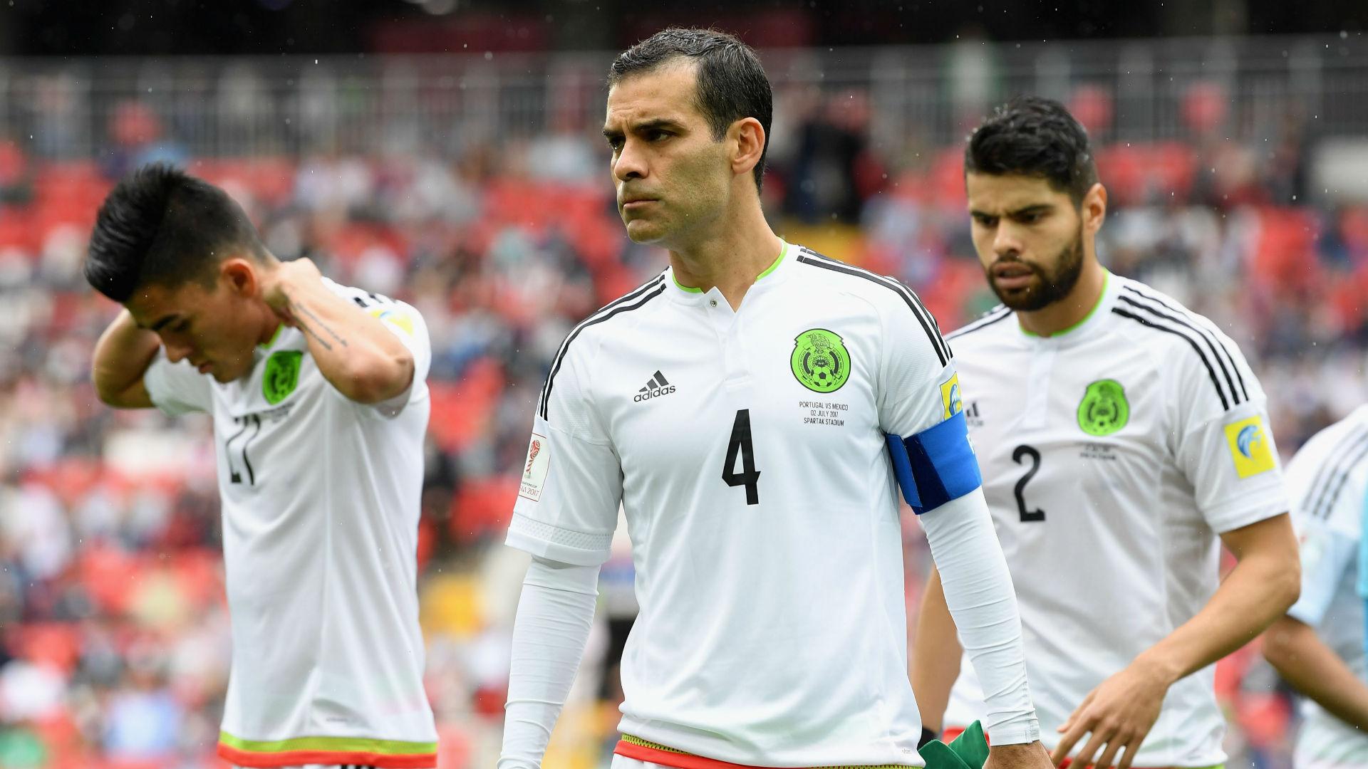 Federación Mexicana anuncia que colaborará en caso de Rafael Márquez — Fútbol