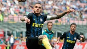 Mauro Icardi Inter Sassuolo Serie A 14052017