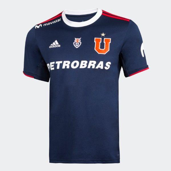 Camiseta U. de Chile EMBED
