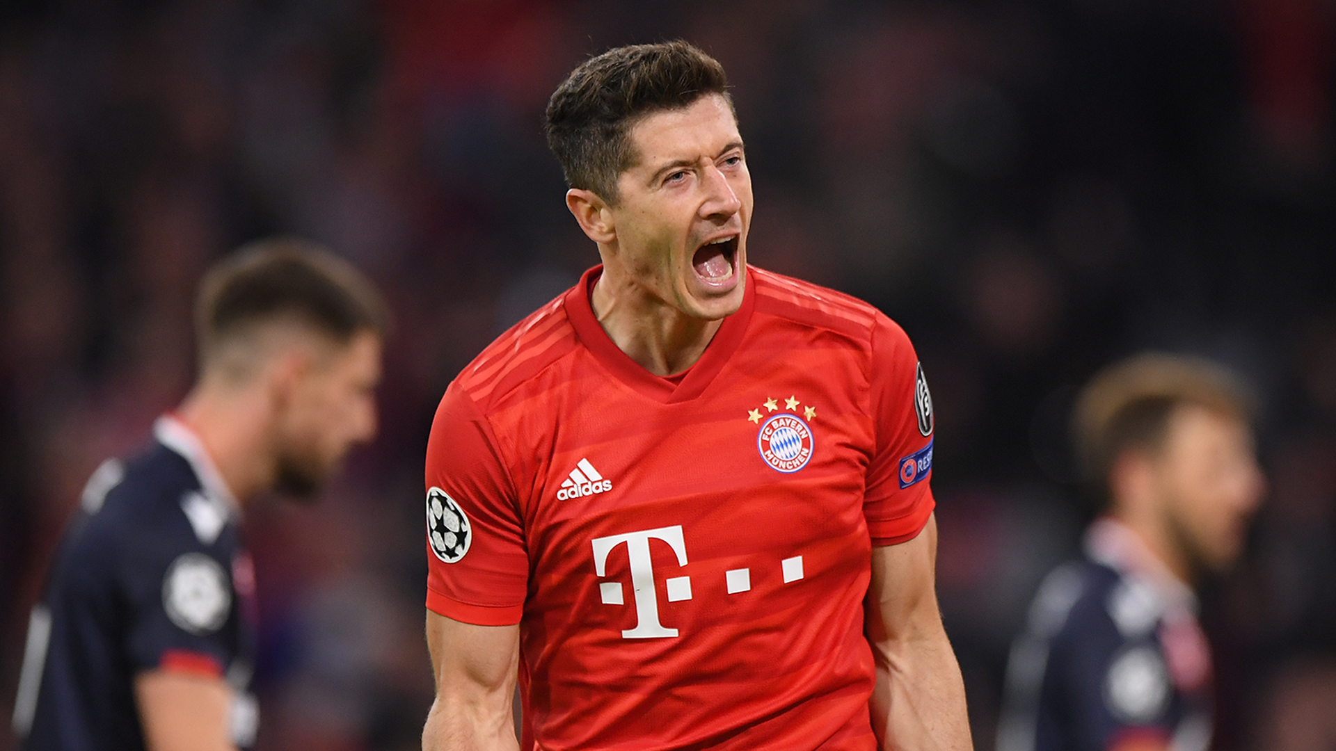 Robert Lewandowski Bayern Champions League 2019-20