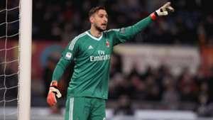 AC Mailand Gianluigi Donnarumma 25022018