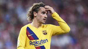 Griezmann needs to get more involved - Barcelona coach Valverde criticises new signing in Athletic defeat