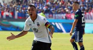 150418 Colo Colo Universidad de Chile Esteban Paredes