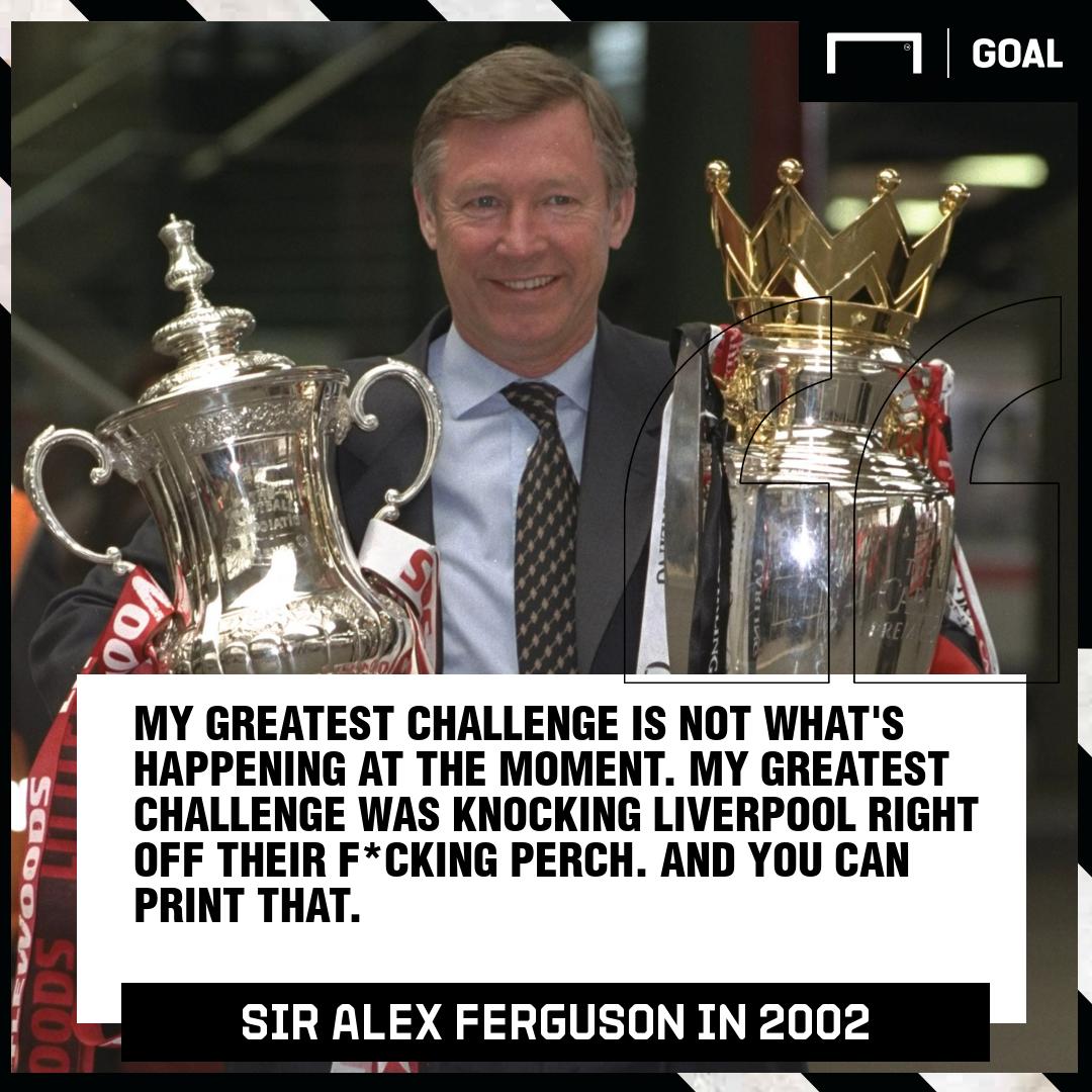 Sir Alex Ferguson Manchester United PS
