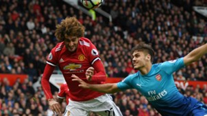 Fellaini, Man Utd