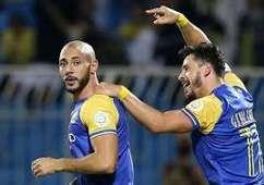 Al Nassr midfielders 18/19